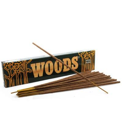"""Encens indien """"Woods"""" (woods 1/20)"""