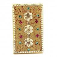 Carnet de note Indien (pcp003)