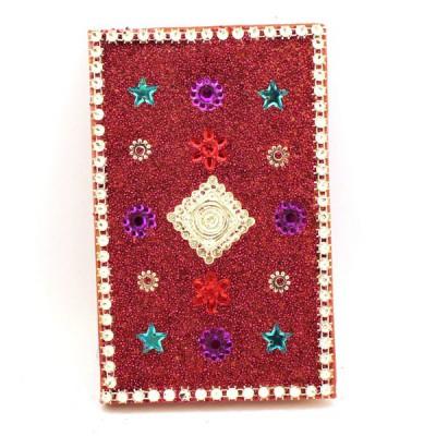 Carnet de note Indien (pcp004)