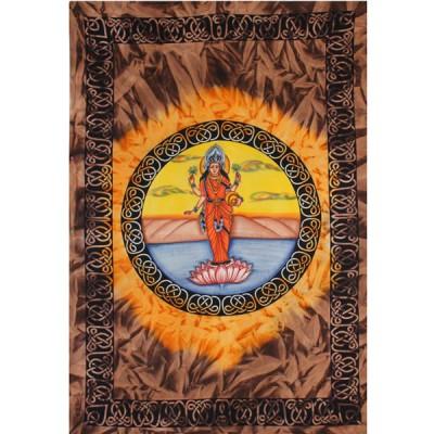 "Tenture Peinte ""Lakshmi"" (tmm137)"
