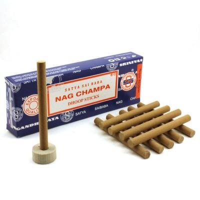 """Encens indien """"Nag Champa Dhoop Sticks"""" (nagdhoop10)"""