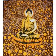 Tenture murale de Bouddha