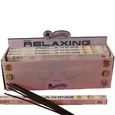 "Encens indien ""Relaxation""(relaxtul8/25)"