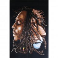 "Tenture Rasta ""Bob Marley""(tmm192)"