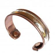 Bracelet Cuivre et Aimants (brcuig05)