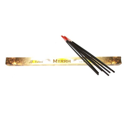 "Encens indien ""Myrrhe"" (myrtul1/8)"