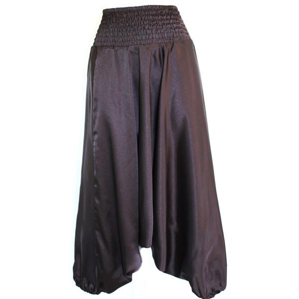 Pantalon Sarouel Enfant , noir (sarenf03nr)