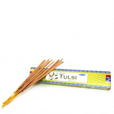 "Encens indien ""Tulsi""- ""Basilic"" de Satya (bassat1/15)"