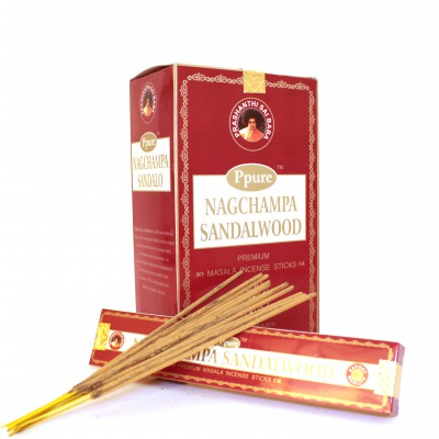 "Encens indien ""Nagchampa SandalWood"" (nagsanppure12/15)"