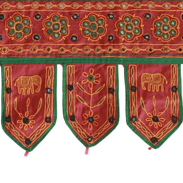 dessus de porte bordeaux artisanat indien sur. Black Bedroom Furniture Sets. Home Design Ideas