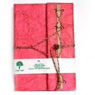 Carnet de note Indien rose foncé (cnig14rf)