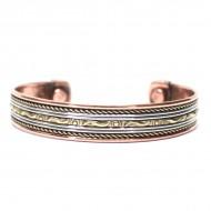 Bracelet Cuivre et Aimants (brincui002/2)