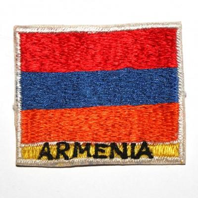 Ecusson Drapeau Arménie (ecnepdr_armenia)