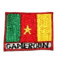 Ecusson Drapeau Camerounais (ecnepdr_cameroon)