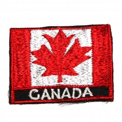 Ecusson Drapeau Canadien (ecnepdr_canada)