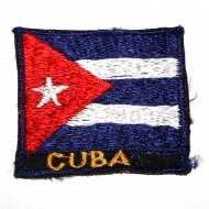Ecusson Drapeau Cubain (ecnepdr_cuba)