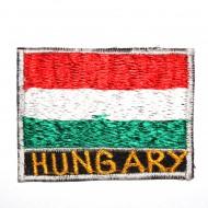 Ecusson Drapeau Hongrois (ecnepdr_hungary)