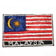 Ecusson Drapeau Malaisien (ecnepdr_malaysia)