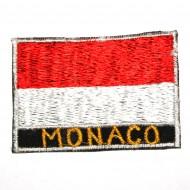 Ecusson Drapeau de Monaco (ecnepdr_monaco)