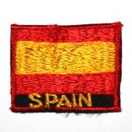 Ecusson Drapeau Espagnol (ecnepdr_spain)