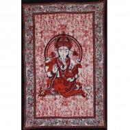 "Tenture Indienne ""Ganesh"" (tmm241)"
