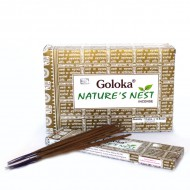 "Encens indien ""Goloka Nature's nest"" (golnats12-15)"