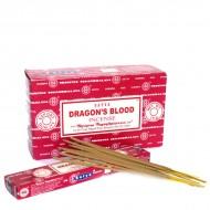 "Encens indien ""Dragon's blood"" de Satya (dragsat12/15)"