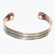 Bracelet Cuivre et Aimants (brincui017)