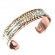 Bracelet Cuivre et Aimants (brcuig013)