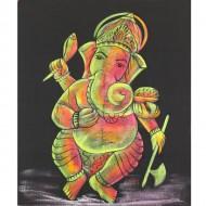 Tenture UV Indienne Ganesh (ptfl017/2)