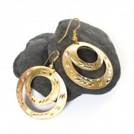 Boucles d'oreilles Indiennes (bineo037)
