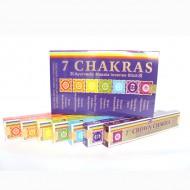 "Encens indien ""7 Chakras"" (7chakpp)"