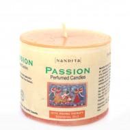 """Bougie Parfumée de l'Inde """"Passion""""(BPI02PAS)"""