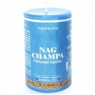 """Bougie Parfumée de l'Inde """"Nag Champa""""(bpi03nag)"""