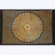 """Tenture Indienne """"Lotus"""" (tptlo02j)"""