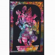 "Tenture Indienne ""Ganesh"" (tptgan02m)"
