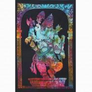 "Tenture Indienne ""Ganesh"" (tptgan04m)"
