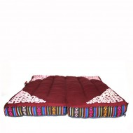 Coussin Tibetain - yoga, relaxation et méditation (ctbyrm17bdx)