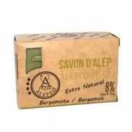 "Savon d'Alep ""Bergamote"""