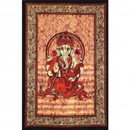 "Tenture Indienne ""Ganesh"" (tmm265)"