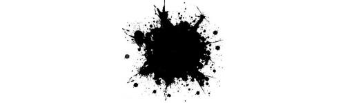 Tentures noires