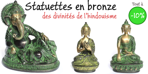 statuettes indiennes