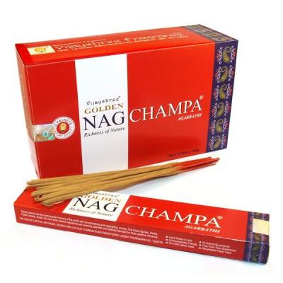 """Encens indien """"Nag Champa Golden"""" (Naggold12/15)"""