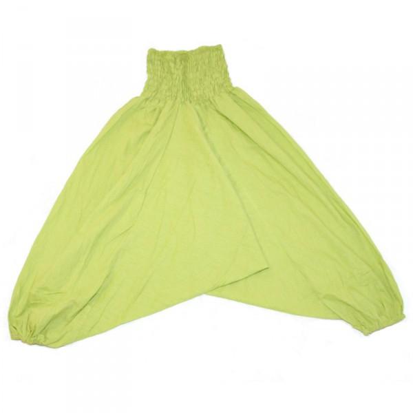 Pantalon Sarouel Sarouel Pomme Femme Pantalon Femme Vert VqUzpSMG