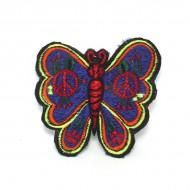 Ecusson papillon (ecnepf010)