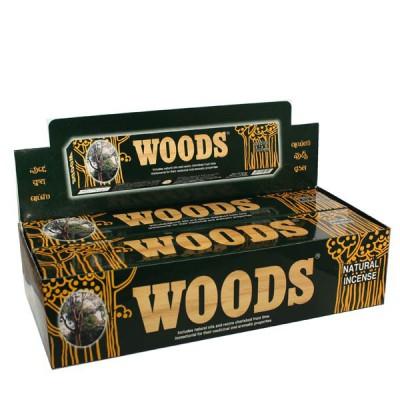 """Encens indien """"Woods"""" (woods 6/20)"""