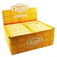 "Encens indien ""Goloka Dhoop Cones"" (golco12/10)"