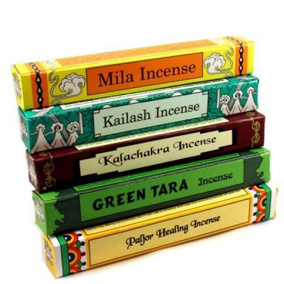"""Encens tibétains """"Green Tara"""" (greentar 5/10)"""