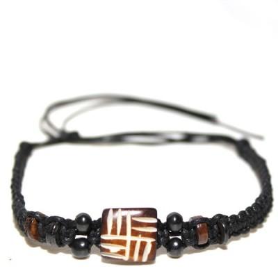 Bracelet indien en os (brinco007)