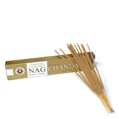 "Encens indien ""Golden Nag Chandan"" (nagchan1/15)"